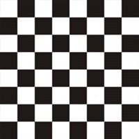 Винилова дъска за градински шах