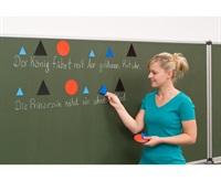 Комплект магнитни граматични символи - основен