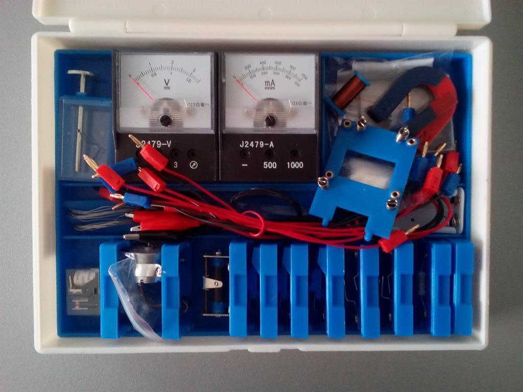 Комплект Основи на електричеството