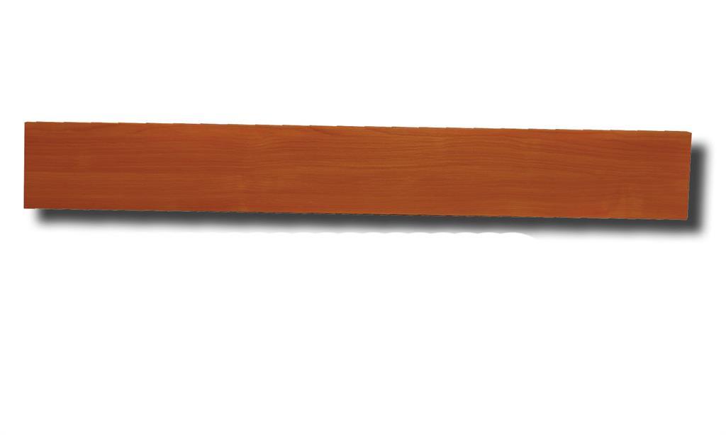 Дъска челна за двуместна маса 106х19.5