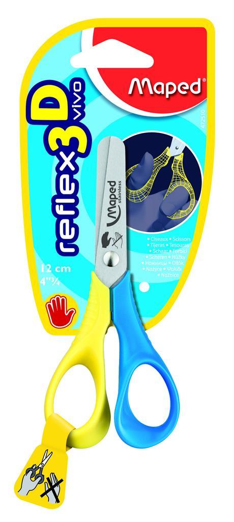Ножица Maped детска за лява ръка