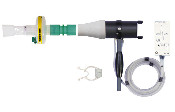 CASSY сензор: Спирометър