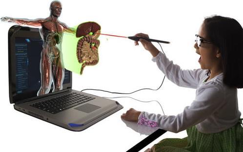 "Стереоскопичен лаптоп 15,6"" FHD zSpace за STEM науки"