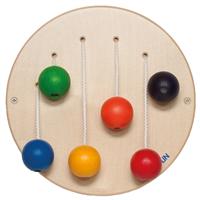Манипулативна дъска Дръпни топчето