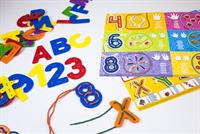 Букви и цифри за нанизване