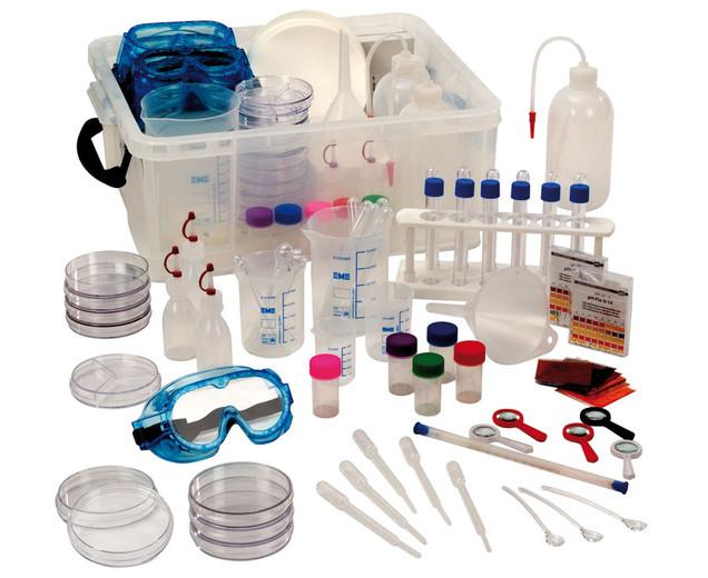 Голям комплект за Експерименти по Химия